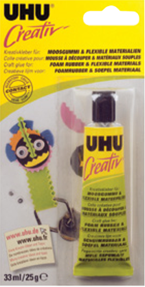UHU Kreatív habszivacsragasztó